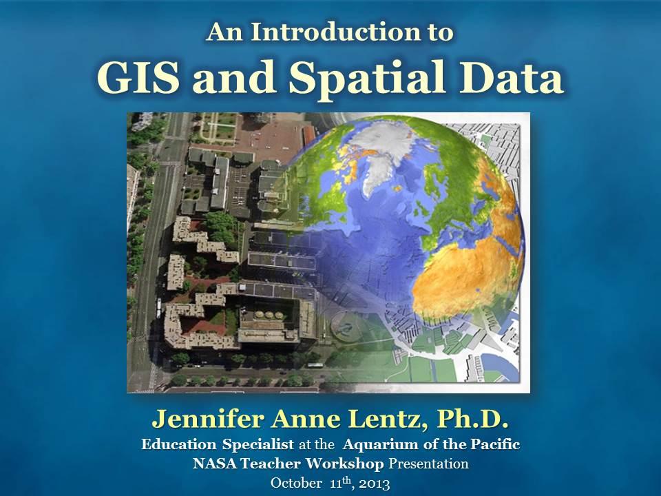 Jennifer A  Lentz's Teaching